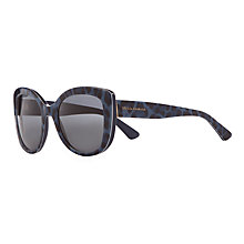 Buy Dolce & Gabbana DG4233 Cat Eye Sunglasses Online at johnlewis.com