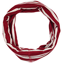 Buy Seasalt Breton Stripe Handyband, Rouge Online at johnlewis.com