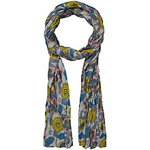 Buy Seasalt Garden Of Eden Scarf, Multi Online at johnlewis.com