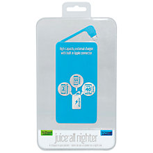 Buy Juice All Nighter Portable Powerbank Battery Pack Online at johnlewis.com