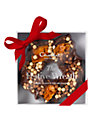 Hotel Chocolat Cookie & Caramel Wreath, 100g