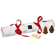 Buy Hotel Chocolat Chocolate Filled Christmas Cracker, 30g Online at johnlewis.com