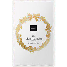 Buy Hotel Chocolat Truffle Advent Calendar to Share, 300g Online at johnlewis.com