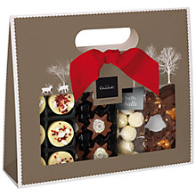 Buy Hotel Chocolat Christmas Goody Bag, 290g Online at johnlewis.com