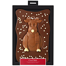 Buy Hotel Chocolat Cool Yule Chocolate Slab, 500g Online at johnlewis.com
