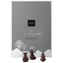 Buy Hotel Chocolat Dark Chocolate Advent Calendar, 300g Online at johnlewis.com
