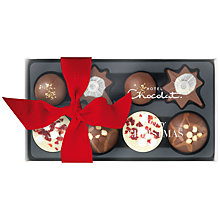Buy Hotel Chocolat Pocket Chocolate Selection, 90g Online at johnlewis.com