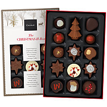 Buy Hotel Chocolat Classic Christmas H-Box Collection, 150g Online at johnlewis.com