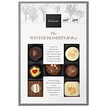 Buy Hotel Chocolat Winter Desserts H-Box, 170g Online at johnlewis.com