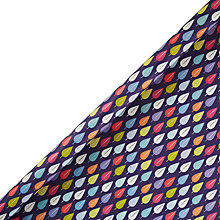 Buy John Lewis Leaf Gift Wrap, 3m Online at johnlewis.com
