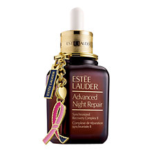 Buy Estée Lauder Advanced Night Repair Synchronized Recovery Complex II Pink Ribbon, 50ml Online at johnlewis.com