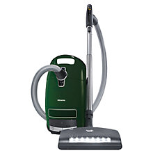 Buy Miele Complete C3 Comfort Electro EcoLine Plus Cylinder Vacuum Cleaner, Green Online at johnlewis.com