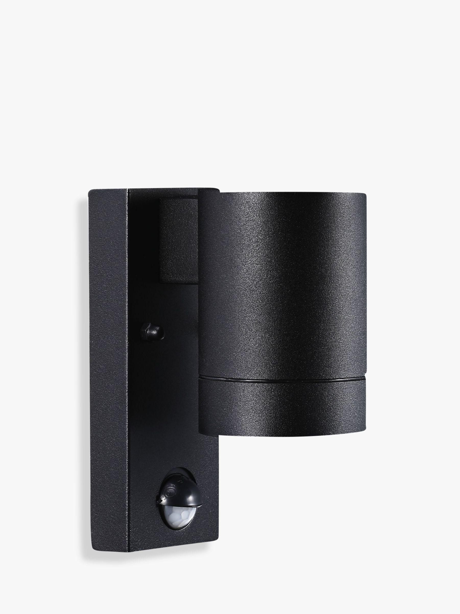 Nordlux Nordlux Tin Maxi PIR Outdoor Sensor Wall Light, Black