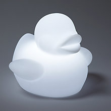 Buy John Lewis Outdoor Duck LED Light Online at johnlewis.com