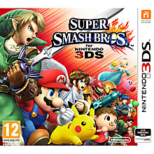 Buy Super Smash Bros, Nintendo 3DS Online at johnlewis.com