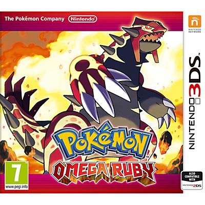 Pokémon Omega Ruby, Nintendo 3DS