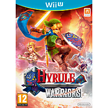 Buy Hyrule Warriors, Wii U Online at johnlewis.com