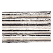 Buy John Lewis Reversible Stripe Shower Mat, Medium Online at johnlewis.com