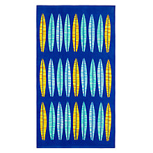 Buy John Lewis Surfboards Beach Towel Online at johnlewis.com