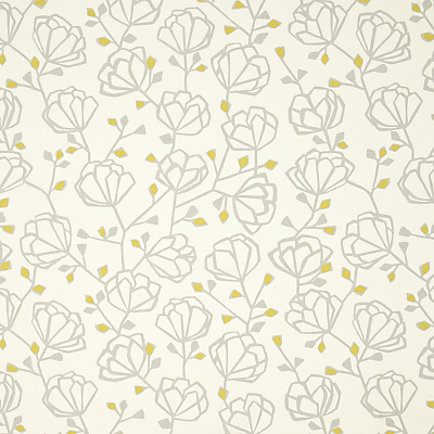 John Lewis Heidi Furnishing Fabric, Sulphur