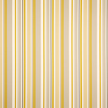 Buy John Lewis Kaplan Stripe Curtain, Yellow Online at johnlewis.com