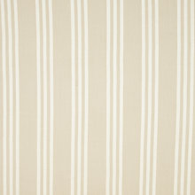 Buy John Lewis Triple Stripe Curtain, Natural Online at johnlewis.com