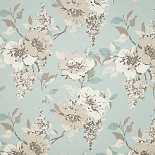 Buy John Lewis Audley Curtain, Duck Egg Online at johnlewis.com
