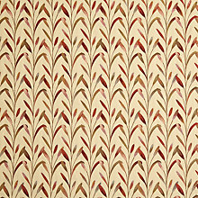 Buy Voyage Ida Curtain, Red Nut Online at johnlewis.com