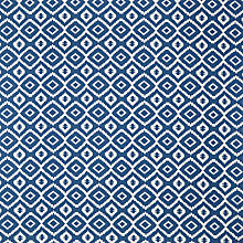 Buy John Lewis Nazca Curtain, Indian Blue Online at johnlewis.com