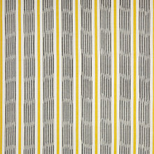 Buy John Lewis Woven Ikat Stripe Curtain, Saffron Online at johnlewis.com