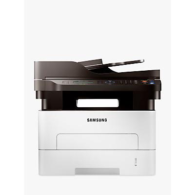 Image of Samsung Xpress M2885FW Wireless All-in-One Multifunction Mono Laser Printer & Fax Machine