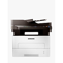 Buy Samsung Xpress M2885FW Wireless All-in-One Multifunction Mono Laser Printer & Fax Machine FREE Toner Cartridge Online at johnlewis.com