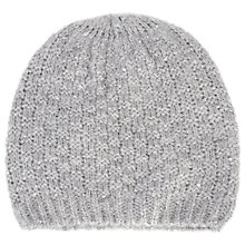 Buy Chesca Knitted Sequin Beret Online at johnlewis.com