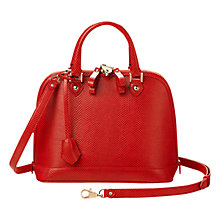 Buy Aspinal of London Hepburn Mini Leather Across Body Bag Online at johnlewis.com