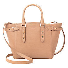 Buy Aspinal of London Marylebone Mini Leather Across Body Bag Online at johnlewis.com