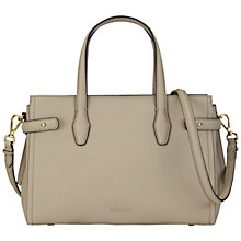 Buy Jaeger Maddison Leather Top Handle Shoulder Bag Online at johnlewis.com