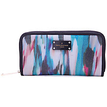 Buy Paul's Boutique Lizzie Watercolour Purse, Multi Online at johnlewis.com