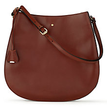 Buy Jaeger Juniper Leather Hobo Bag Online at johnlewis.com
