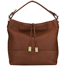 Buy Jaeger Foster Leather Hobo Bag Online at johnlewis.com