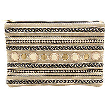 Buy COLLECTION by John Lewis Jaden Embellished Clutch Pouch, Multi Online at johnlewis.com