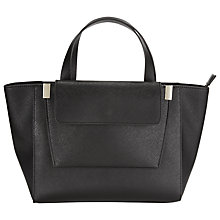 Buy COLLECTION by John Lewis Giselle Mini Grab Bag, Black Online at johnlewis.com