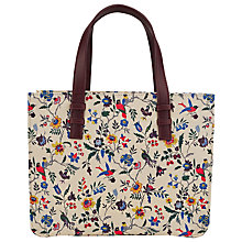 Buy John Lewis Printed Grab Bag, Multi Online at johnlewis.com