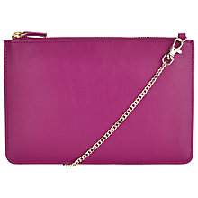 Buy COLLECTION by John Lewis Across Body Bag, Magenta Online at johnlewis.com