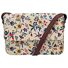 Buy John Lewis Printed Across Body Bag, Multi Online at johnlewis.com