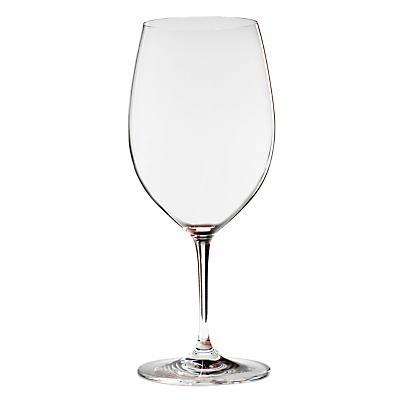Riedel Bordeaux Glasses, Set of 8