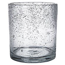 Buy John Lewis Nordic Tumbler, Clear Online at johnlewis.com