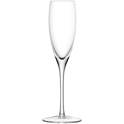 LSA International Bar Collection Champagne Flute, Set of 4