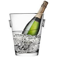 Buy LSA International Charleston Champagne Bucket Online at johnlewis.com