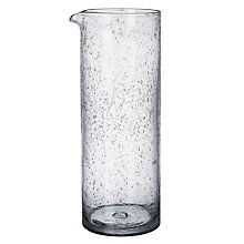 Buy John Lewis Nordic Carafe, Clear Online at johnlewis.com
