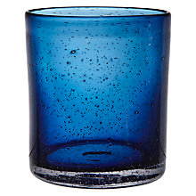 Buy John Lewis Nordic Tumbler, Blue Online at johnlewis.com